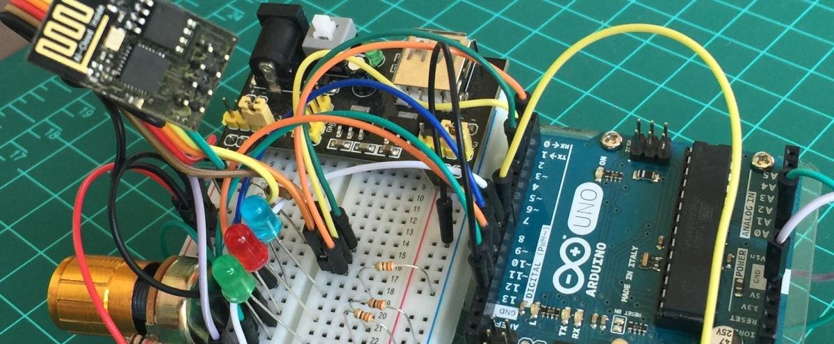 O ESP8266 parte 3 – Acionando LEDsremotamente