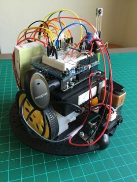 MJRoBot I