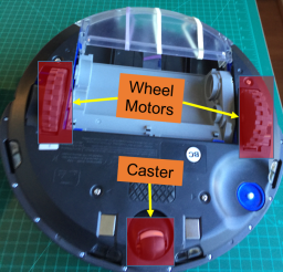 Roomba Wheels