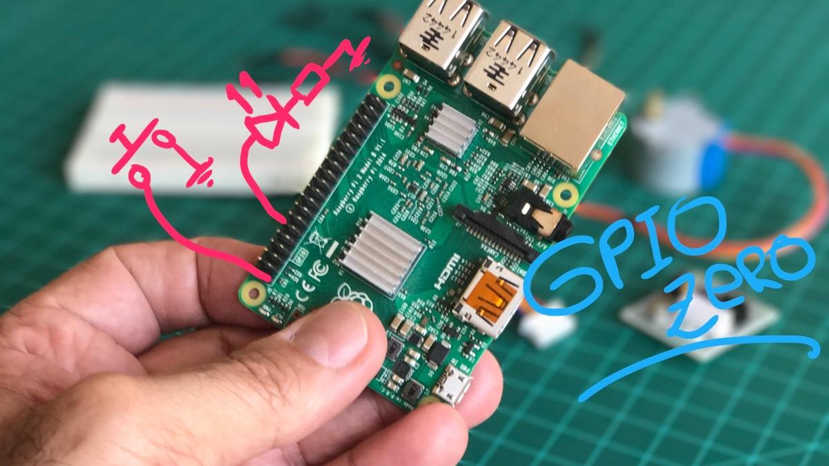 """Brincando com eletrônica: Como utilizar a biblioteca """"GPIO Zero"""" no RaspberryPi"""
