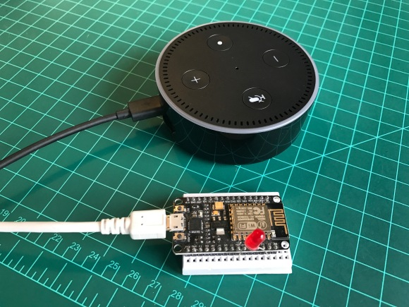 Alex and NodeMCU