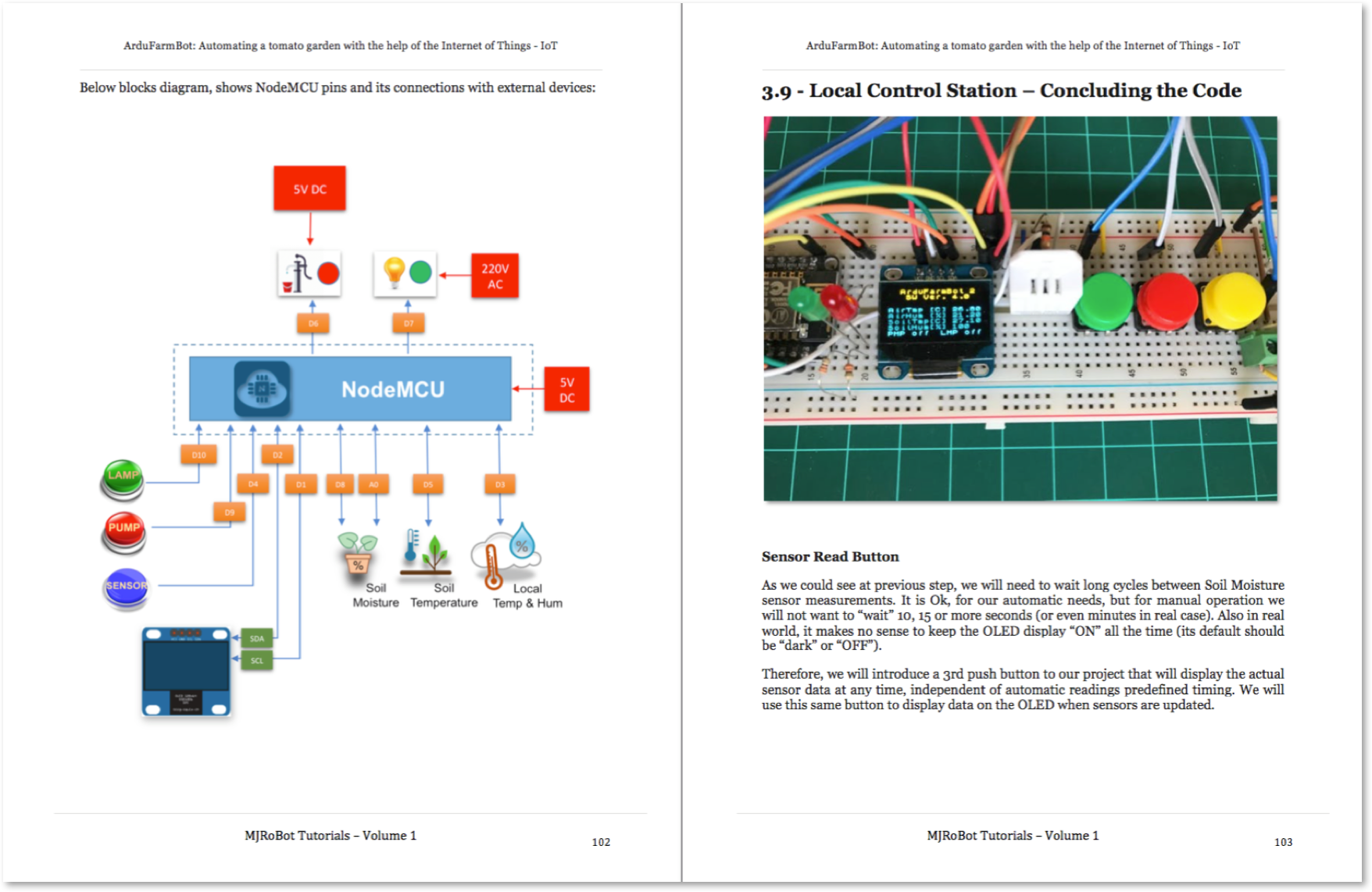 Automatic Gardening System With Nodemcu And Blynk The Ardufarmbot Iphone 5 Block Diagram Book Pages 6